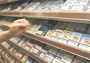 How much does a pack of cigarettes 555 cost in Alabama