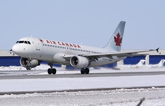 ALERTE / Atterrissage en catastrophe d'un Airbus A320 au Canada
