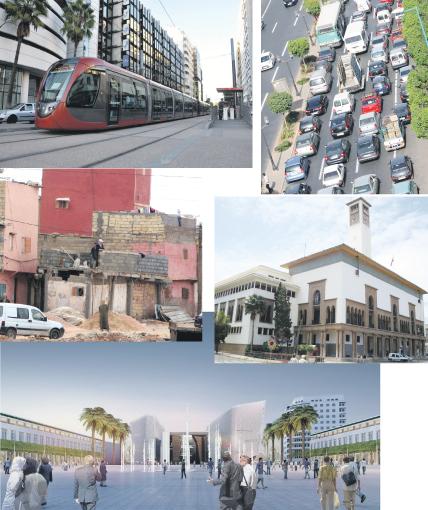 Comment Casablanca veut changer d'ici 2020