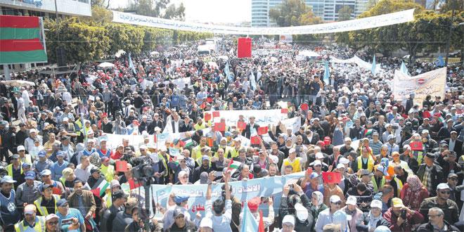 Dialogue social: Les syndicats rejettent la hausse des salaires proposée