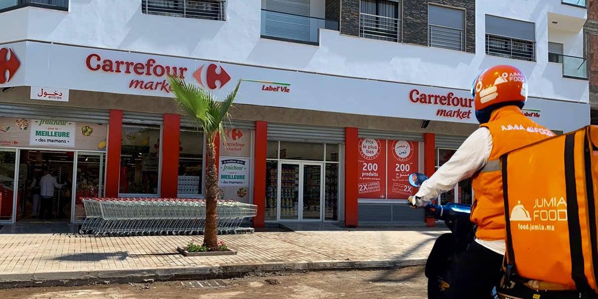 Jumia Food lance ses services à la demande