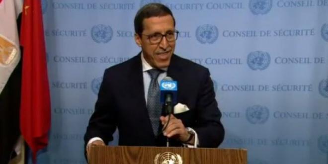 Omar Hilale élu à la Vice-Présidence de l'ECOSOC