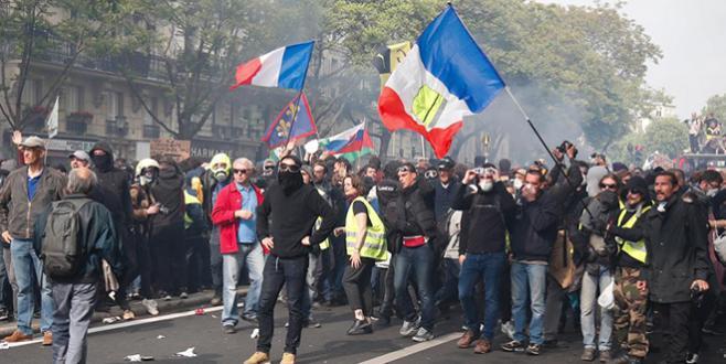 1er mai : 191 gardes à vue à Paris