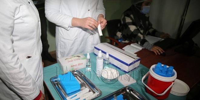 Nord: 19.000 vaccinations en 24 heures