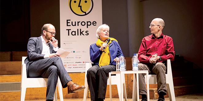 Europe Talks: Créer du dialogue contre les stéréotypes