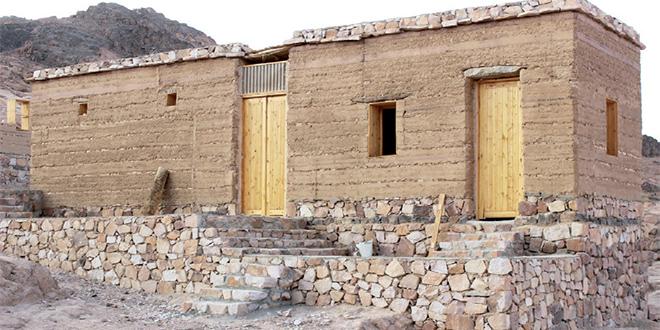 En Egypte, des maisons abordables et écologiques