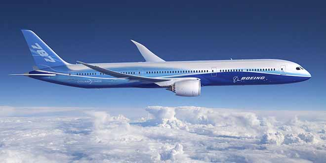 RAM commande 4 nouveaux Dreamliner