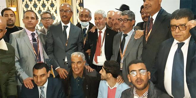 Fès: Me Ansari élu président de l'association des bâtonniers