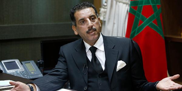 Lutte contre le terrorisme : El Khiame critique Alger