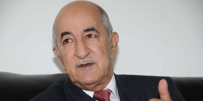 Remaniement ministériel en Algérie