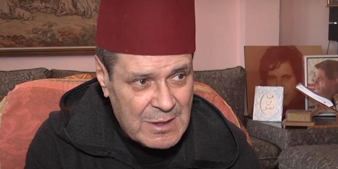 Décès de l'artiste-chanteur Abdelmounaim El Jamaï