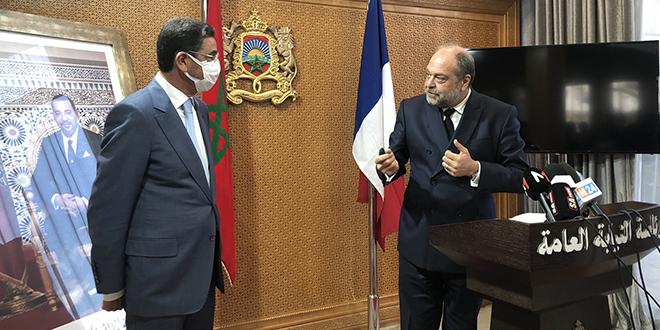 Lutte contre le terrorisme: La France salue la coopération avec le Maroc
