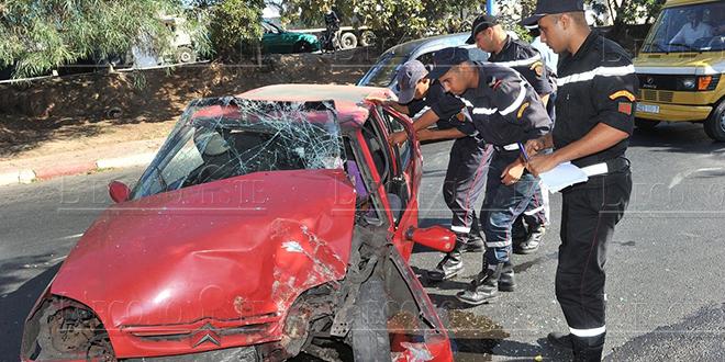 Accidents routiers : Au Maroc, on tue presque autant qu'en France… avec 7 fois moins de véhicules