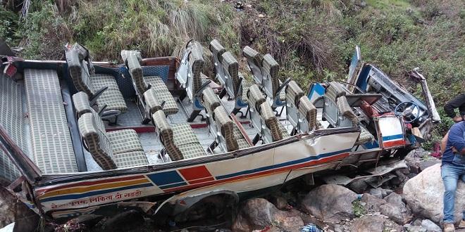 Inde : 44 morts dans un accident de bus