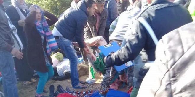 Accident de Kénitra : Les blessés transférés à l'hôpital militaire de Rabat