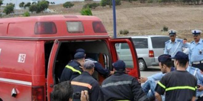 Accident de Taza: Lourd bilan
