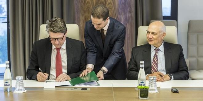 OCP s'allie à Fraunhofer pour créer un laboratoire de classe mondiale au Maroc