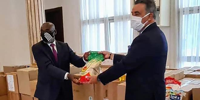 Côte d'Ivoire: Le Club Action Maroc soutient 1.200 ménages