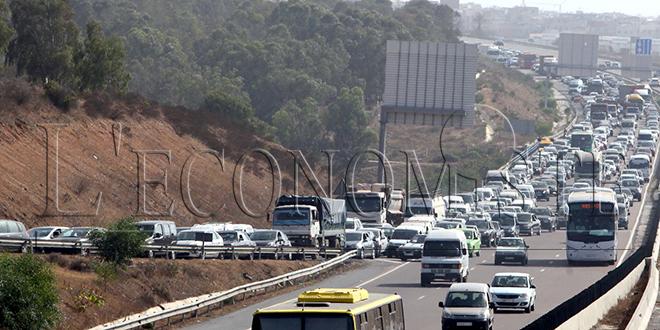 Aïd Al Adha : Trois jours de gros trafic