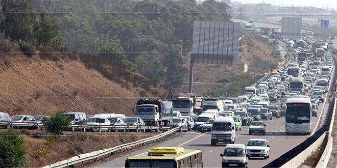 Autoroutes : Gros trafic jeudi et dimanche