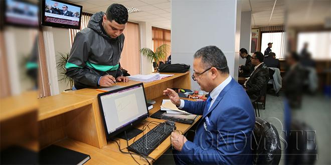 Réforme de l'administration : Les contrats projets signés