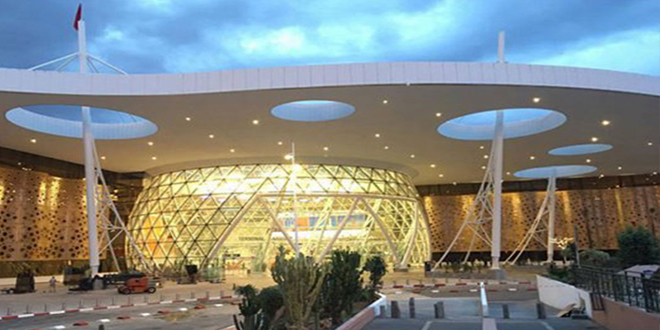 Les aéroports marocains performent