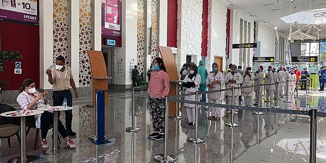 Covid-19: Les 600 employés de l'aéroport Fès-Saïss testés négatifs