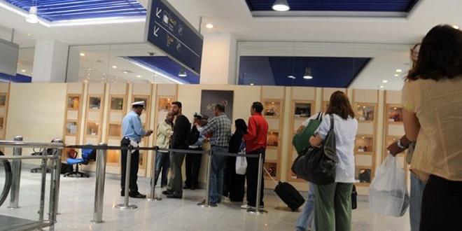 Aéroport Mohammed V : Un Franco-Algérien recherché par Interpol arrêté