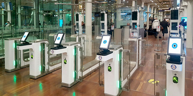 Les aéroports de Paris passent à la reconnaissance faciale