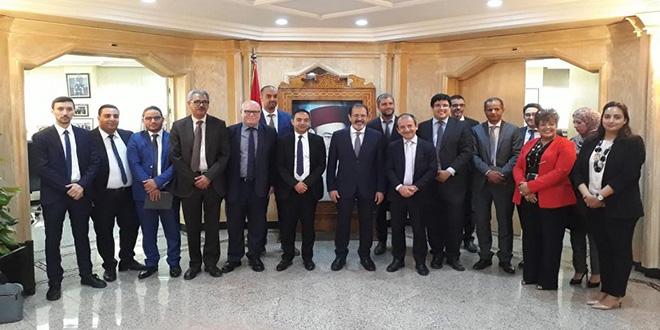 L'AFD et l'ONDA signent deux conventions de financement