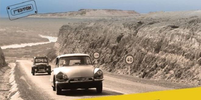 Dakhla-Guerguarate: Un rallye de voitures d'époque