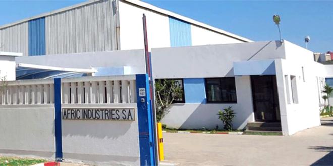 Afric Industries résiste à la crise