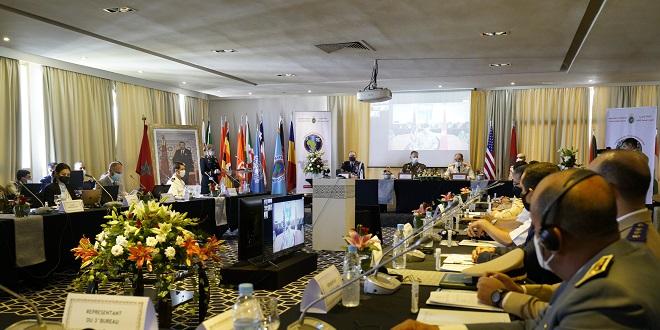 "Communication et cyberespace: Les FAR et AFRICOM co-organisent ""Africa Endeavor 2021"""