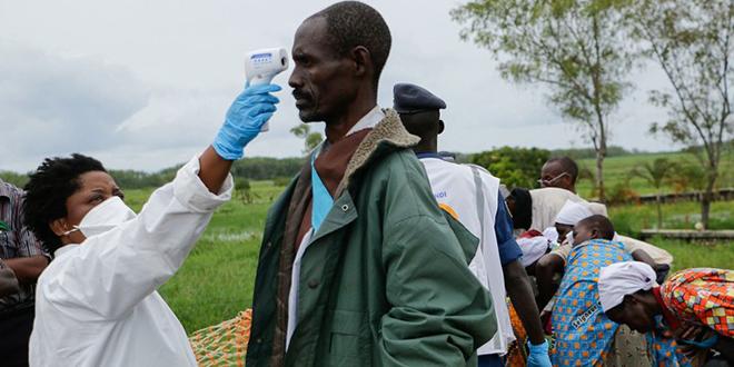 8,15 millions de cas confirmés de COVID-19 en Afrique
