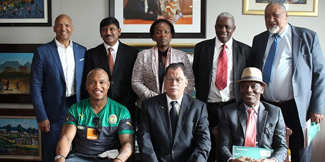 CDM 2026 : Le Maroc reçoit le soutien de l'Afrique du Sud