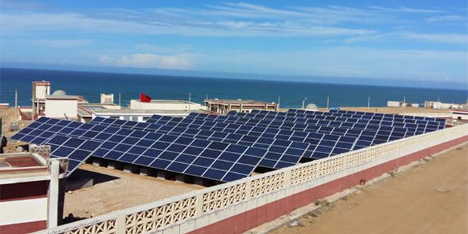 Boujdour : IBC Solar installe un système photovoltaïque pour l'ONP