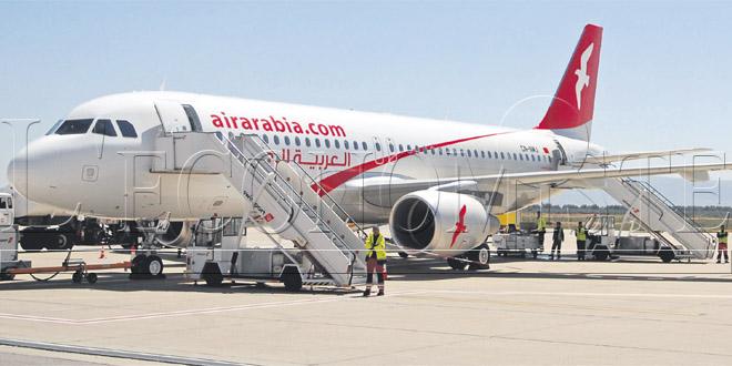 Air Arabia maintient ses vols spéciaux