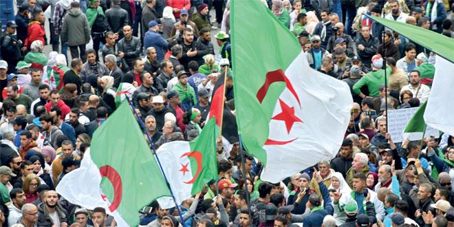Nouvelles inquiétantes d'Algérie