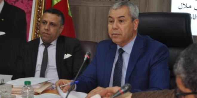 Beni Mellal: Un nouveau président de commune élu