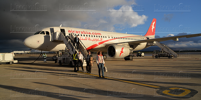 Air Arabia: Inauguration de la ligne Casablanca-Guelmim