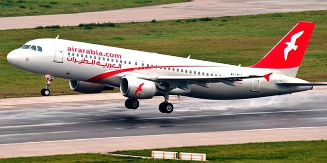 Air Arabia booste bénéfice