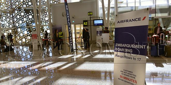 Aérien : Marrakech-Paris, 1re ligne au Maroc
