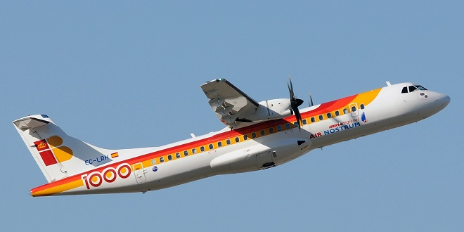 Casablanca-Madrid : Air Nostrum remplace Iberia