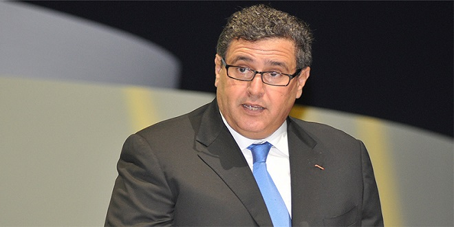 Akhannouch présente le budget de son département pour 2019