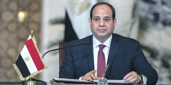 Égypte : Un possible maintien de Sissi après 2022