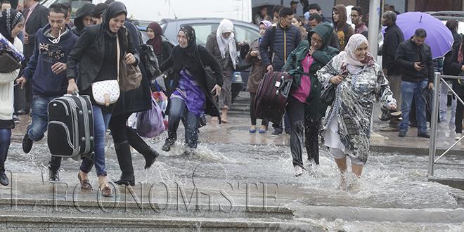 Météo : Fortes pluies, froid et neige ce dimanche