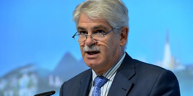 Le chef de la diplomatie espagnole au Maroc