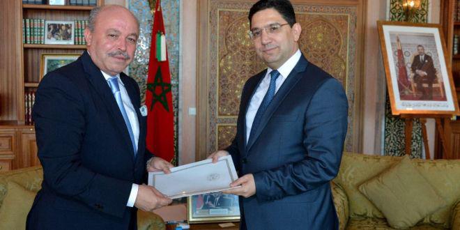"""Alger rappelle son ambassadeur à Rabat """"pour consultations"""""""