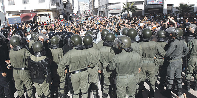 Événements d'Al Hoceima : La DIDH présente son rapport