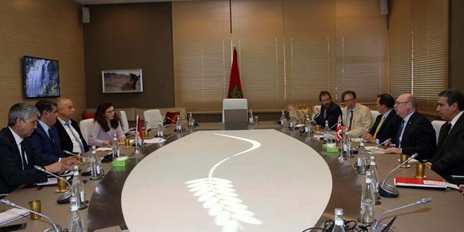 Maroc-Royaume Uni: prospection pour des coopérations post-Brexit